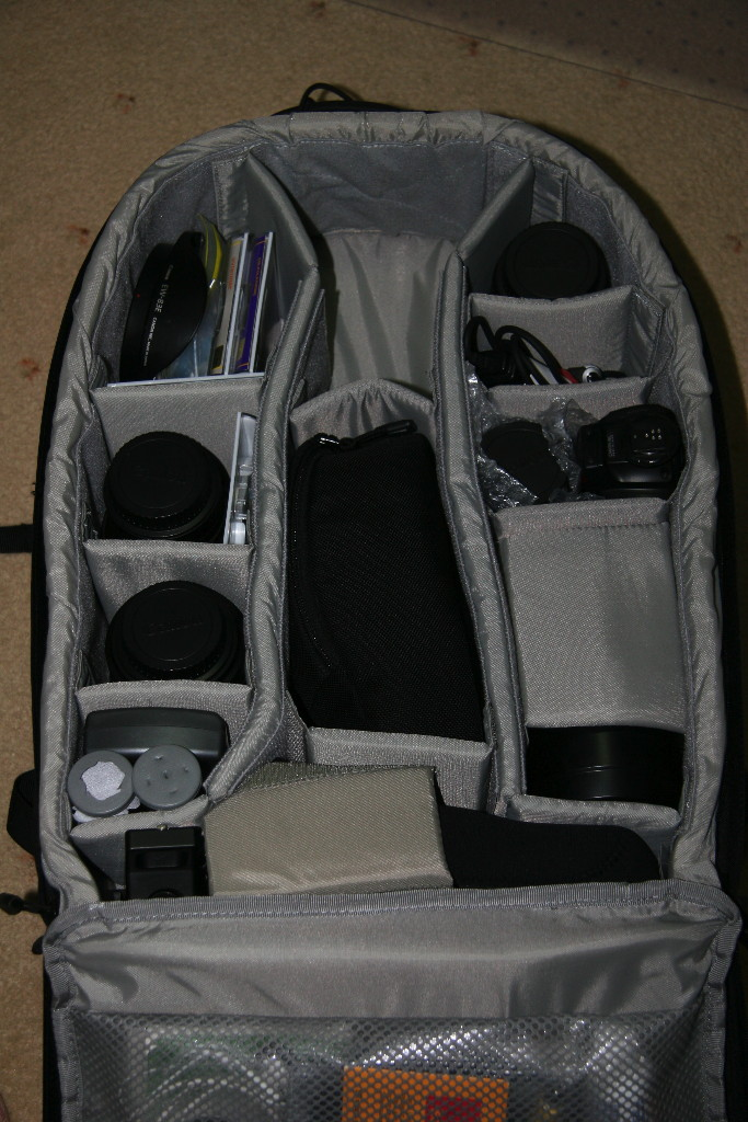 New Lowepro Computrekker Plus AW backpack